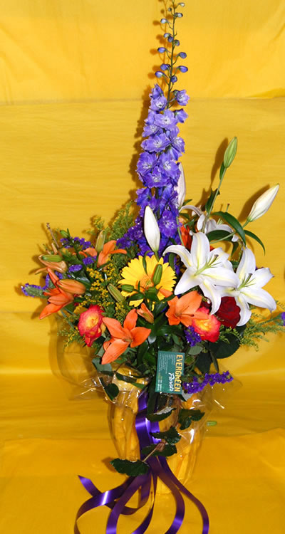 Galway Sunrise Bouquet
