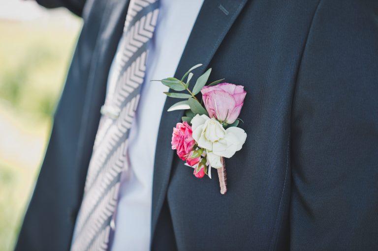 Wedding Buttonhole Flowers for Men